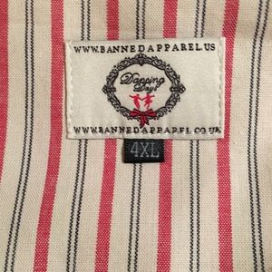 Banned Apparel Tops - Banned Apparel nwot